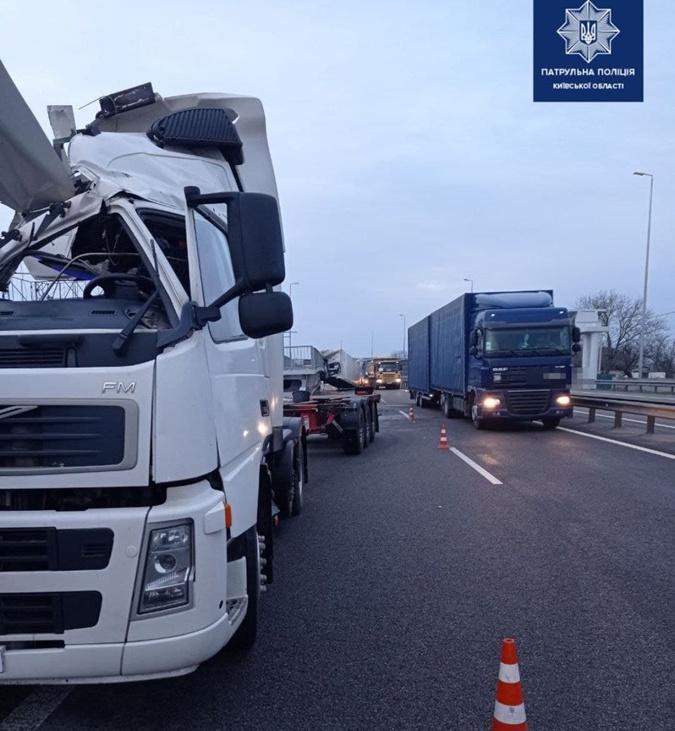 авария на Одесской трассе