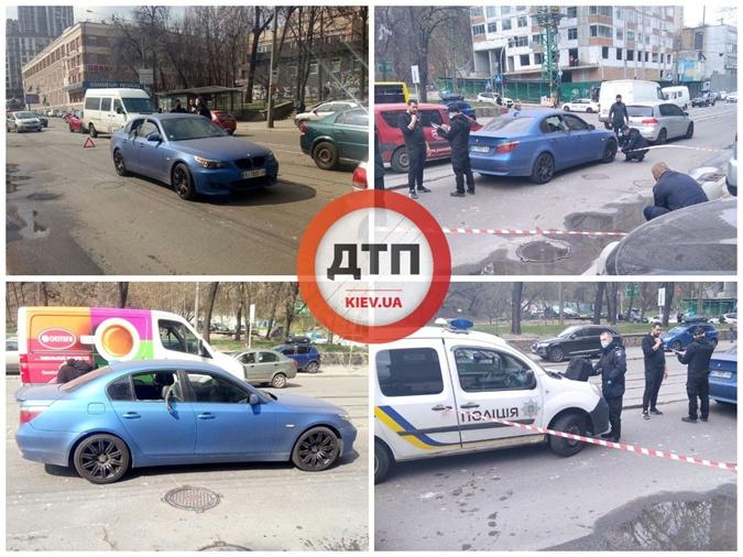 Дерзкое ограбление на Подоле: из машины украли миллион долларов
