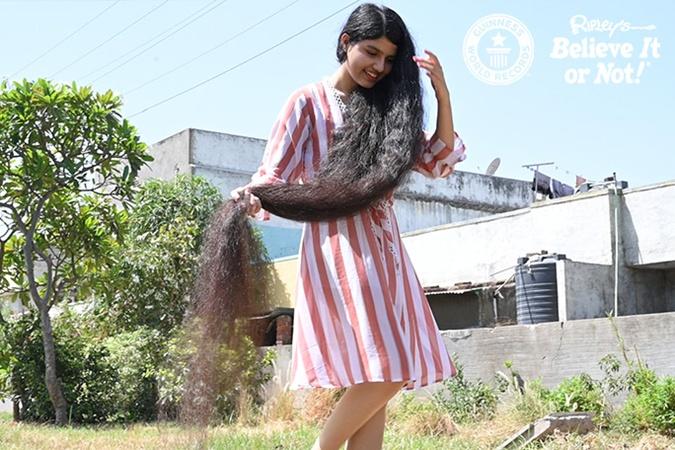 Рапунцель из Индии