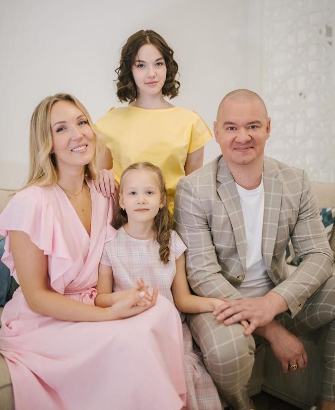 Евгений Кошевой жена