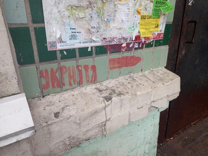 бомбоубежище киев