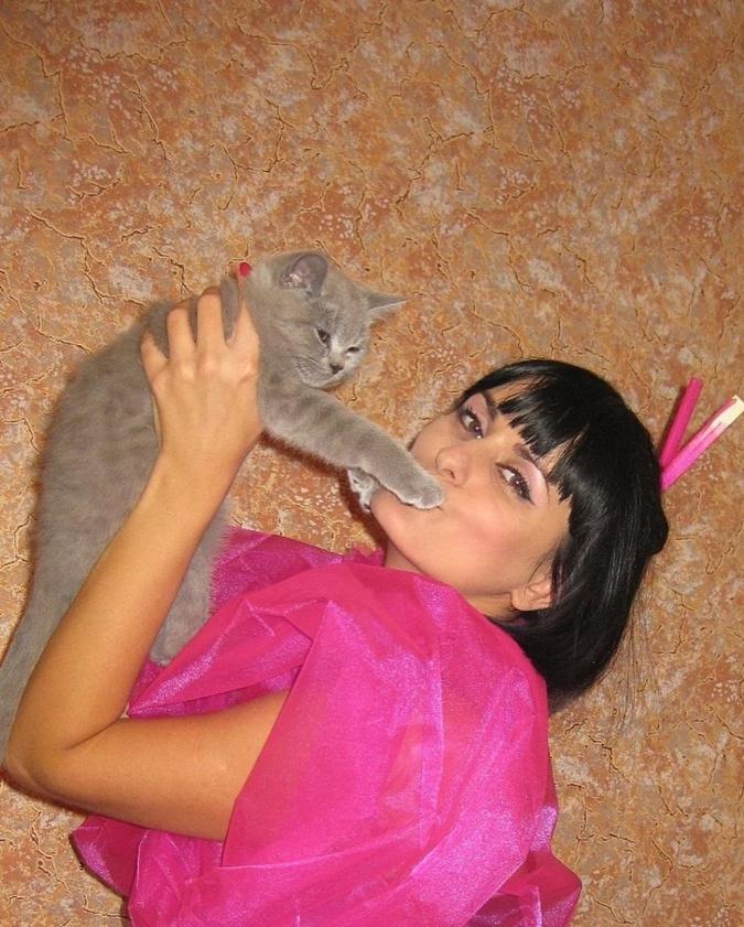 кот Лизы Глинской