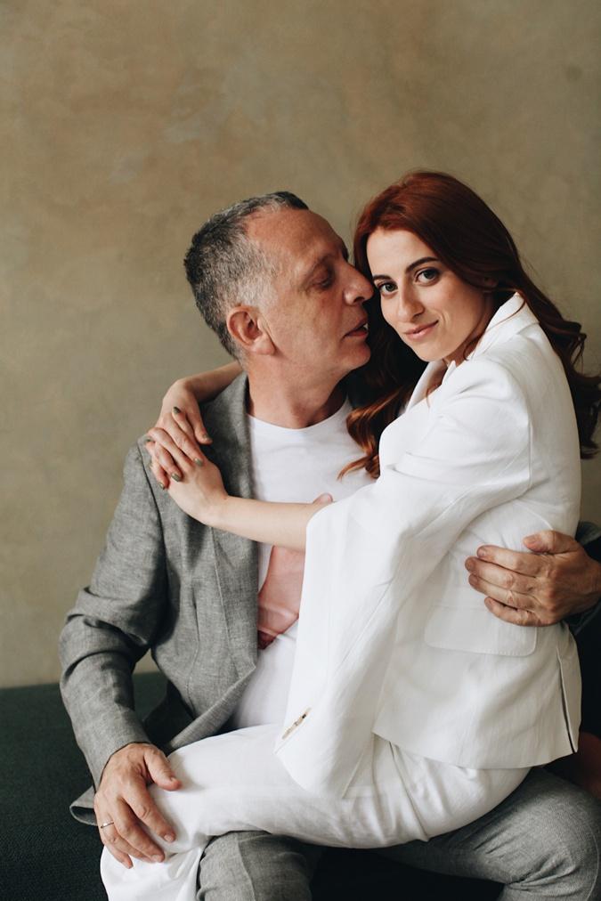 Савва Либкин с женой