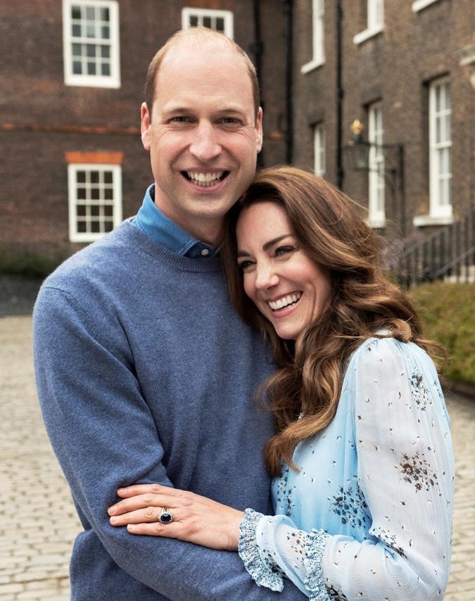 Головщина Уильяма и Кейт