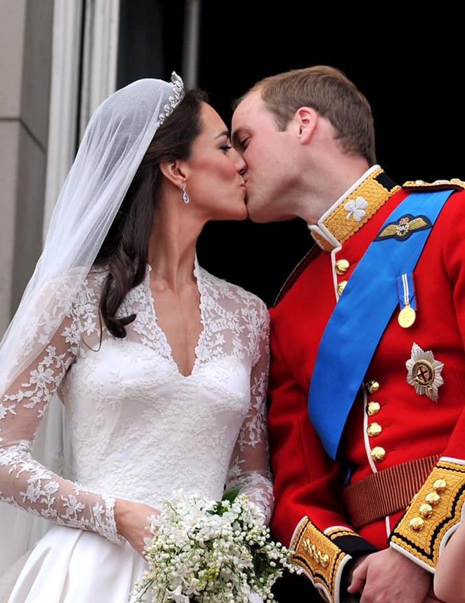 Свадьба герцогов Кембрижских