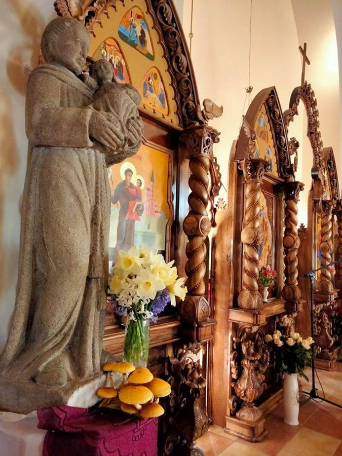 фигурка Святого Антония