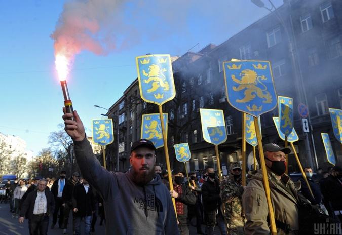 марш киев