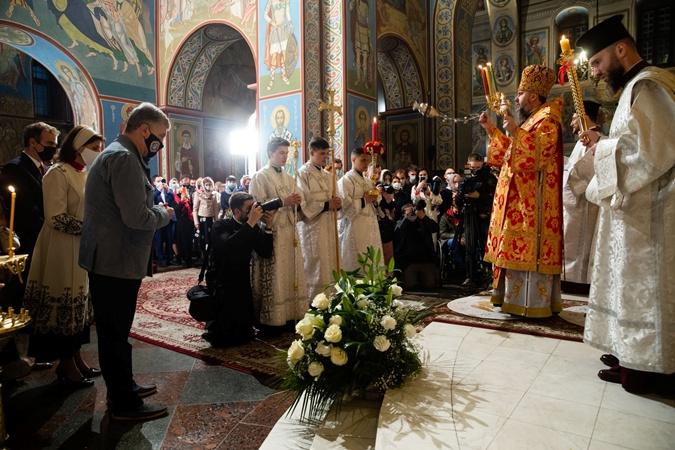 Свято-Михайловский Златоверхий кафедральный собор