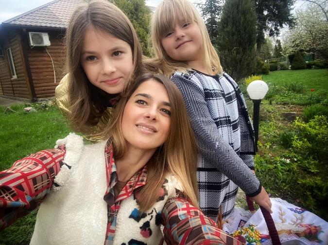 Лариса Билозир дети