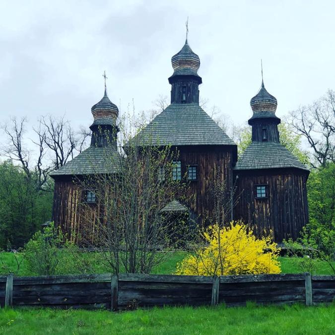 Национальный музей народной архитектуры и быта Украины