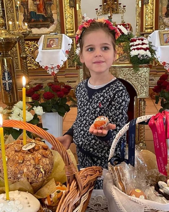 дочь Александра Скичко