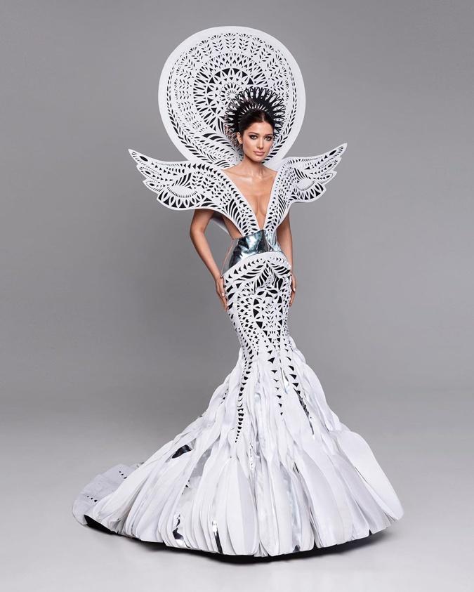 костюм для конкурса Мисс Вселенная 2020
