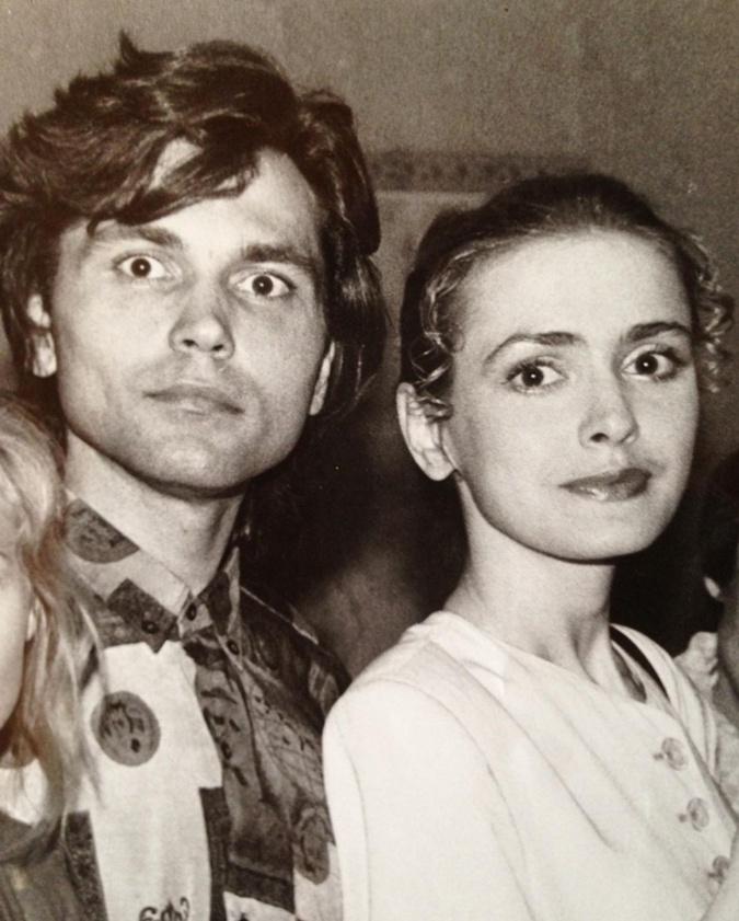 Сумская и Борисюк молодые
