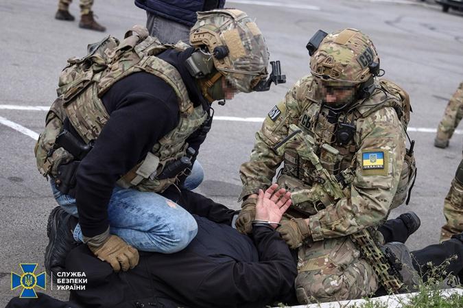 Рэкет в Киеве