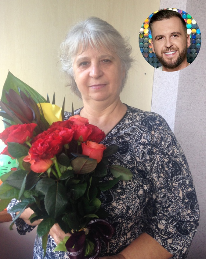 мама Сергей Танчинца