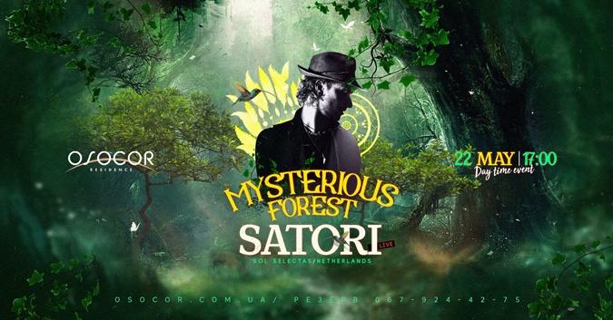 купить билеты SATORI и Mysterious Forest