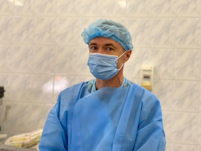 Врач-трасплантолог