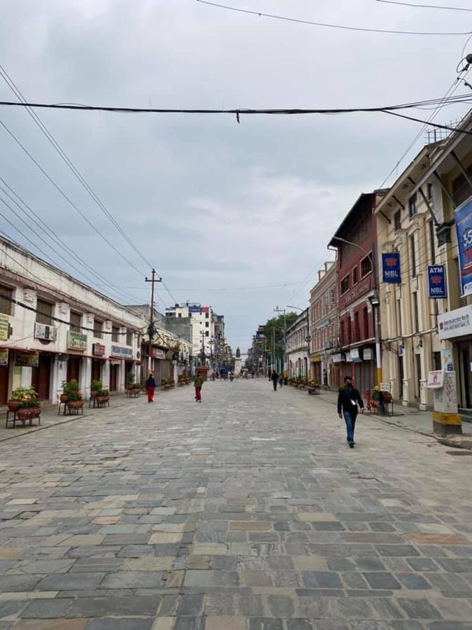 улицы Непала