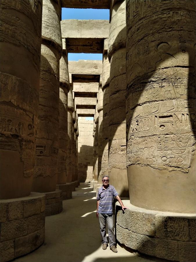 историк в Египте