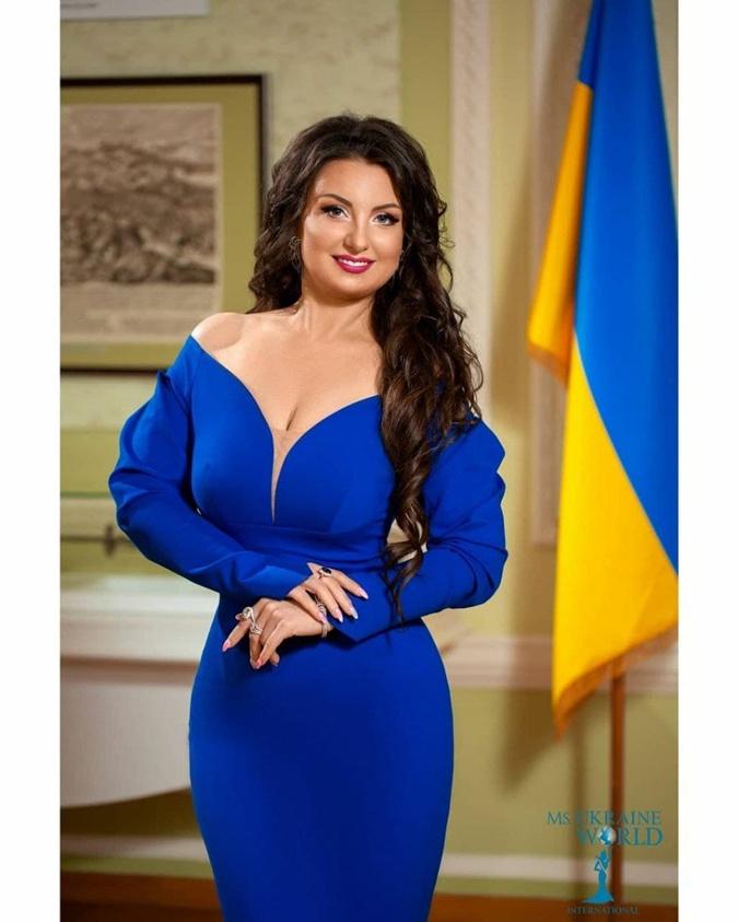 Победительница Ms. Ukraine World International