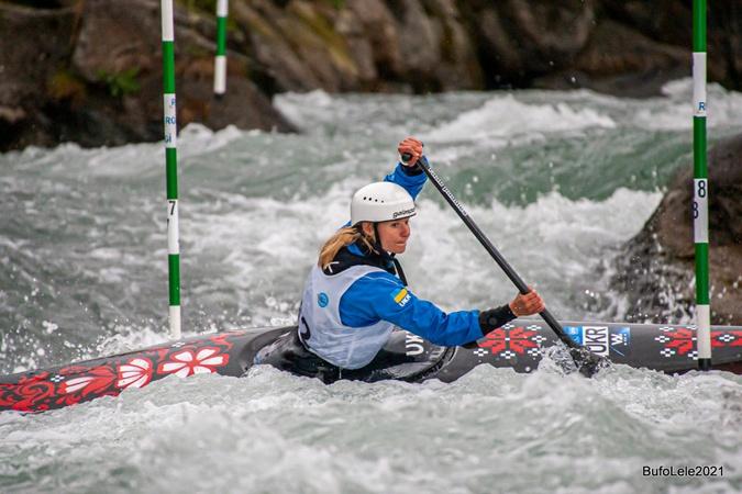 Виктория Ус спортсменка