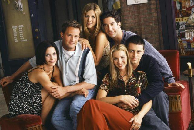 Такими зрители их полюбили в 1994 году и любят до сих пор. Фото: Кадр из сериала