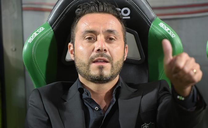"""Новый тренер """"Шахтера"""": итальянец, влюбленный в """"Барселону"""""""