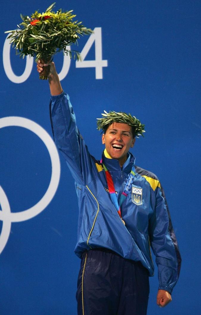 Олимпиада-2004 в Афинах: Второй дубль Клочковой и еще шесть золотых мгновений