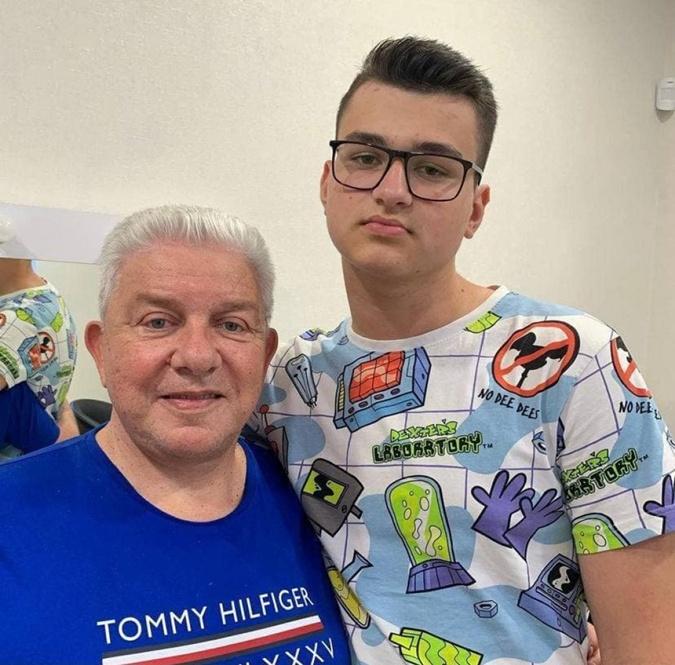 Олег Филимонов, Эван Грегор