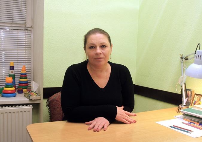 Спикер Психолог Наталья Валедова