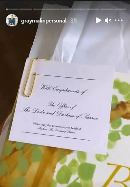 книга герцогини сассекской