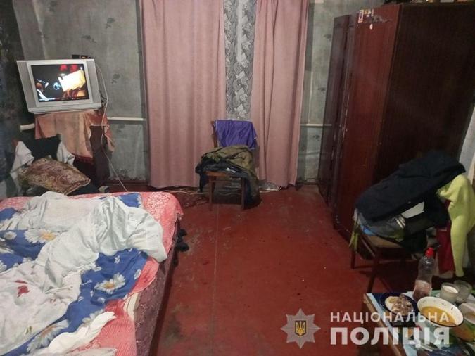 поножовщина в Житомирской области