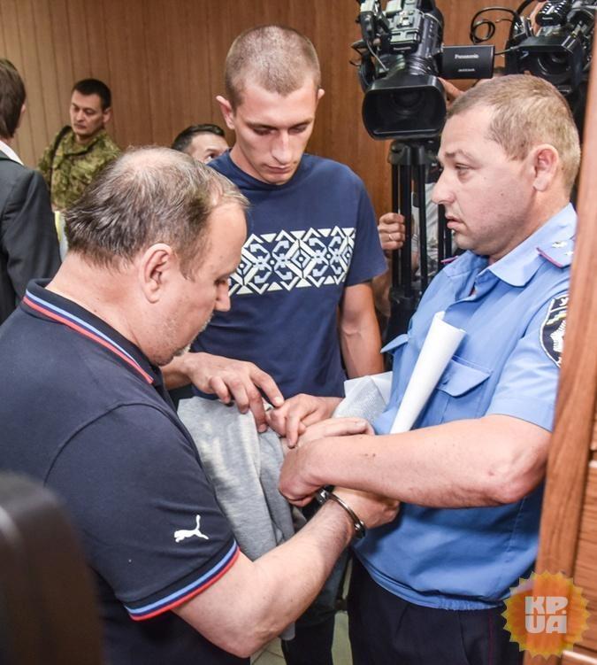 арест Николайчука