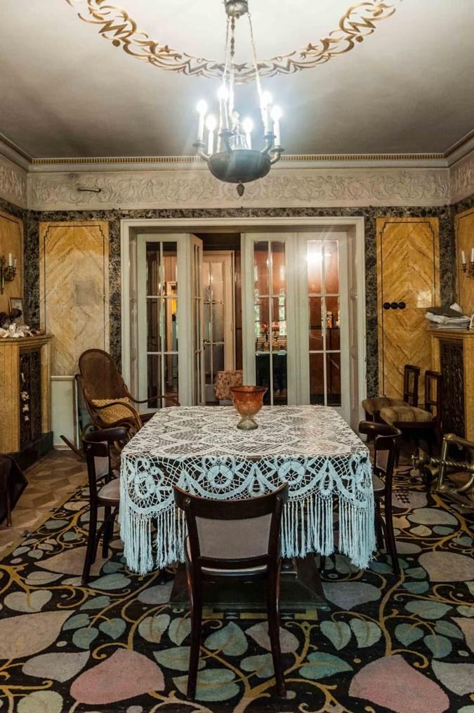 Квартира Галлетов