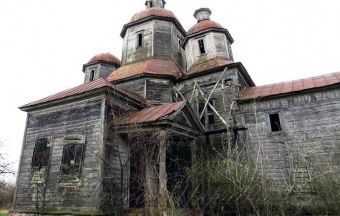 Так выглядела церковь в 2013 году. Фото: mena-museum.