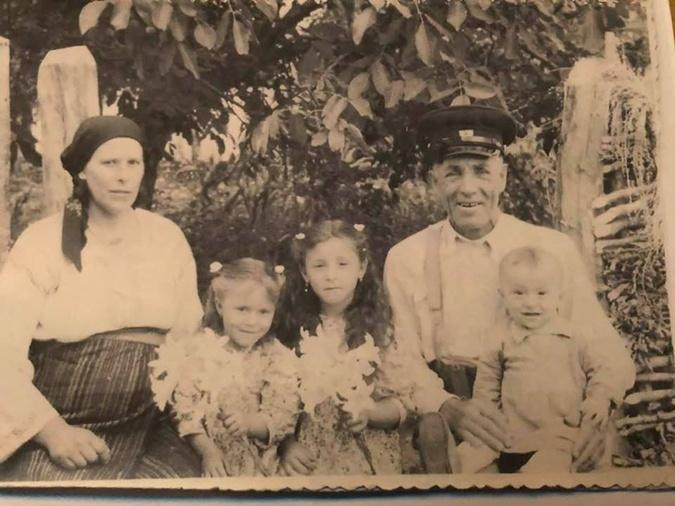 семья Иво Бобула