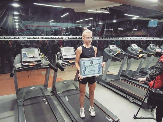 В ДТП погибла украинская рекордсменка Екатерина Долган фото 1