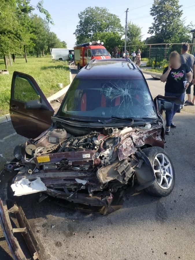 Авария 21 июня Днепропетровской области