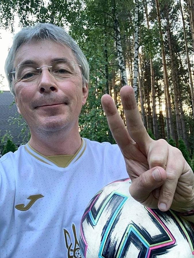 Александр Ткаченко, Евро-2020