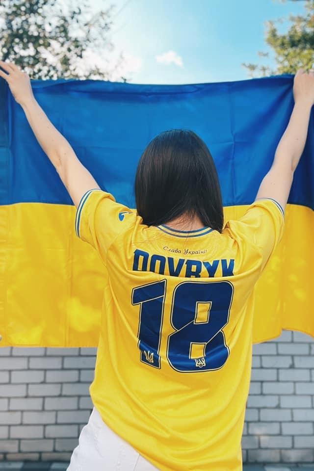 Жена Артема Довбика о победе над Швецией: Для нас это немыслимая история, сказка, сон