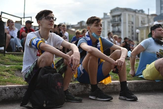 Евро-2020. Где болеть за Украину в матче с Англией: самые доступные фан-зоны