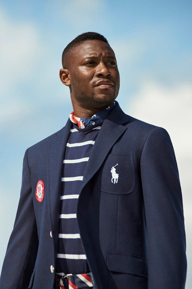 В Ralph Lauren представили умную парадную форму для американских олимпийцев