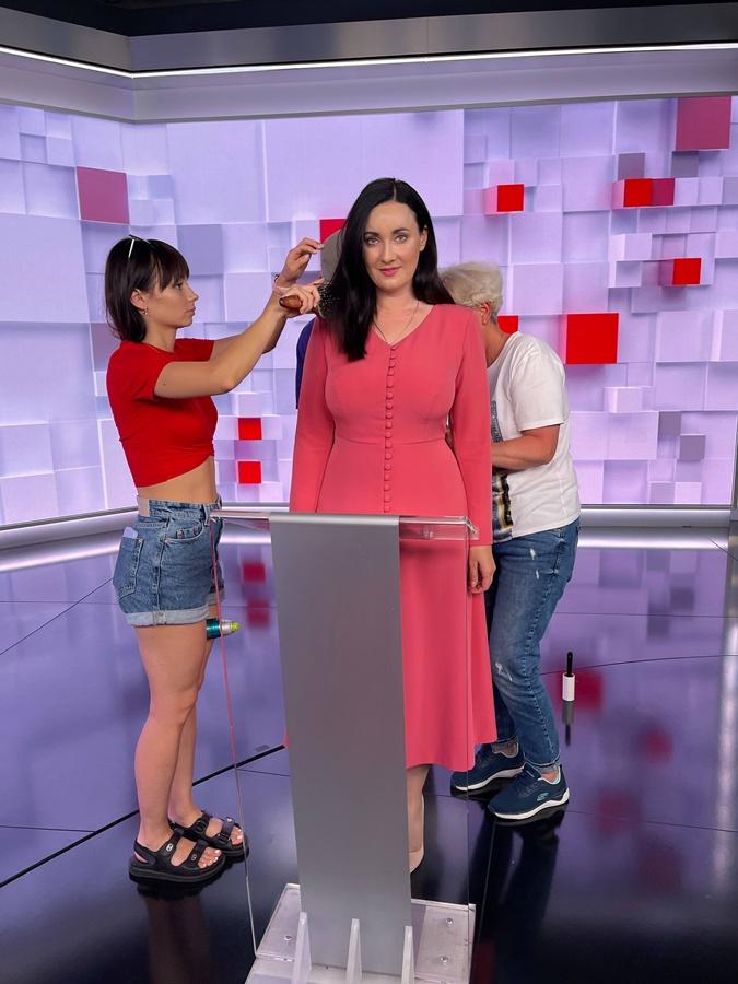 Соломия Витвицкая - о последствиях ДТП: Гример говорит, что затонирует мой лоб фото 3