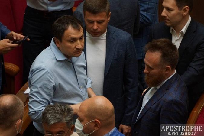 Драка Ивченко и Сольского