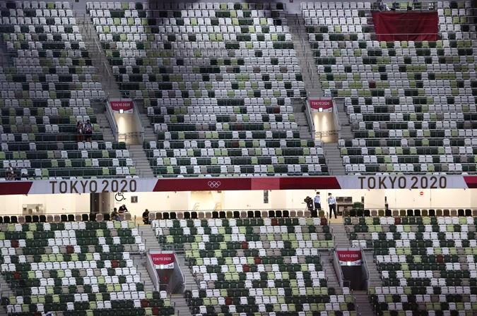 В Токио стартовала рекордно длинная церемония открытия Олимпиады [фото, видео]
