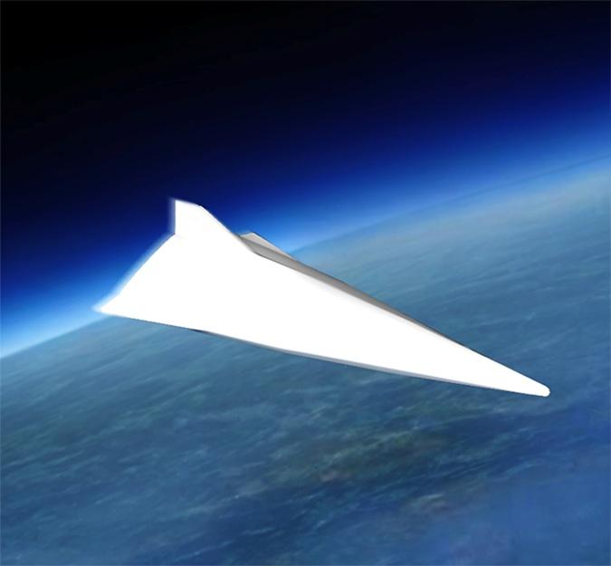 Китайская ракета DF-17