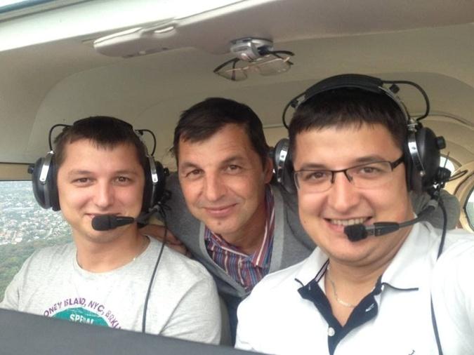 дети Игоря Табанюка