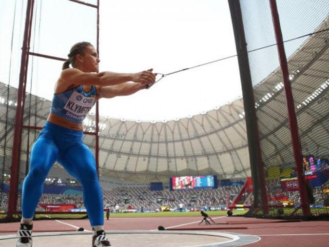 Пять главных украинских надежд в легкой атлетике на Олимпиаде