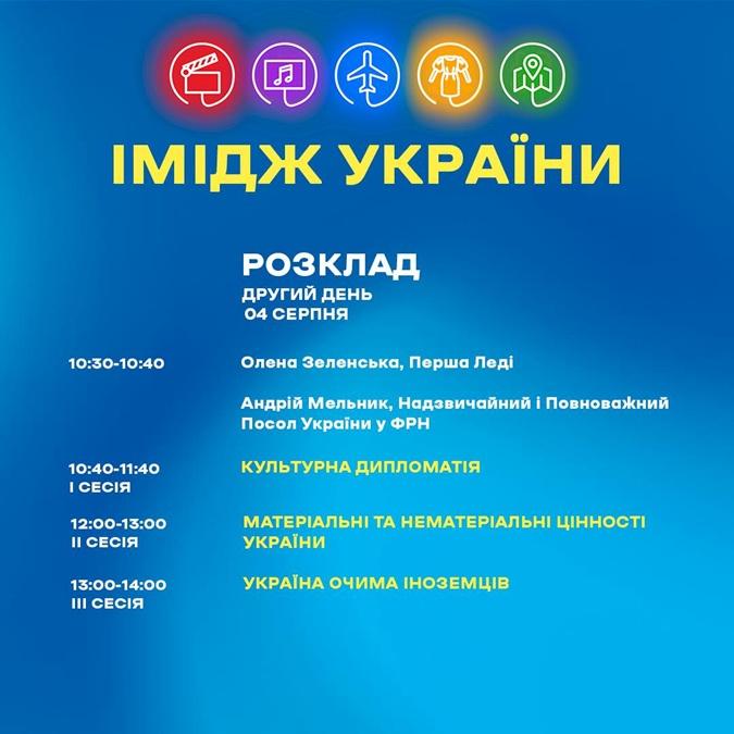 Владимир и Елена Зеленские на форуме расскажут о праздновании Дня Независимости  фото 2