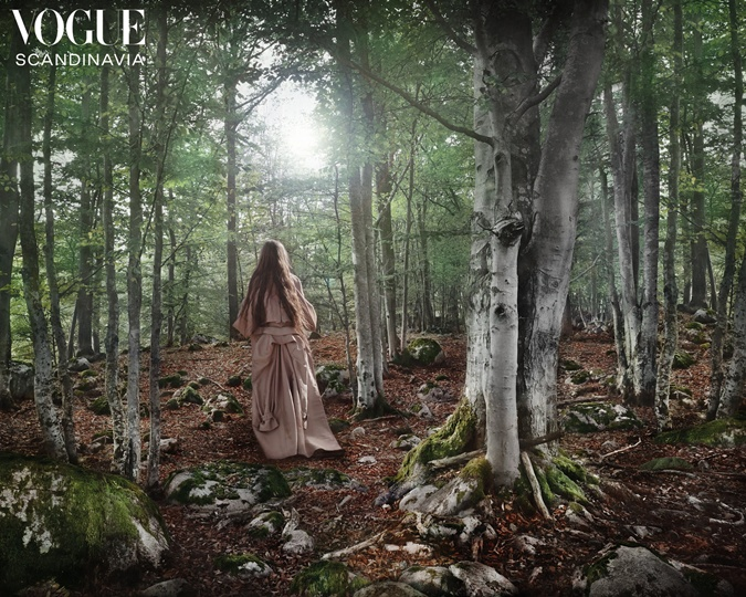 Грету Тунберг выбрали для обложки первого выпуска Vogue Scandinavia фото 3